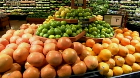 Researchers say citrus fruit significantly lowered stroke risk in a 14-year study. Pauline Chan reports.