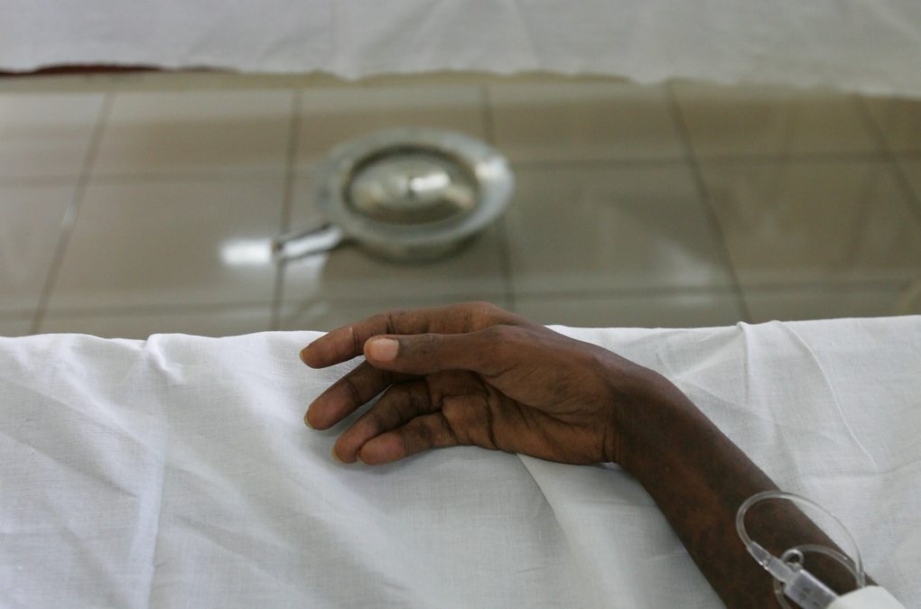 HIV in Kinshasa