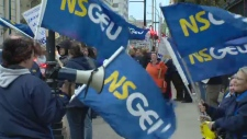 Nova Scotia health merger