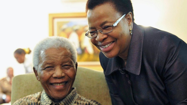 Nelson Mandela, hospital