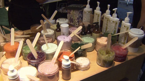 Lucy Griffith, the vice president of E-SPABC, wants to rebuild public confidence in the B.C.�s beauty industry. Feb. 26, 2012. (CTV)