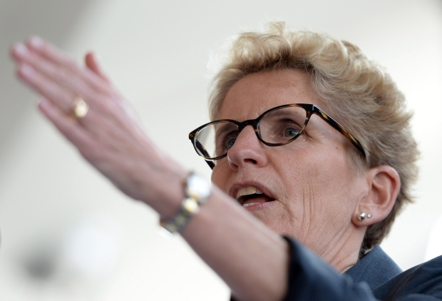 Kathleen Wynne - Oct. 2, 2014