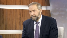 NDP Leader Tom Mulcair on QP