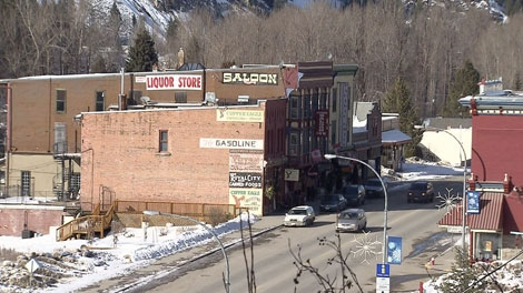 Greenwood, B.C. has won an award for having the tastiest tap water in the world. Feb. 27, 2012. (CTV)