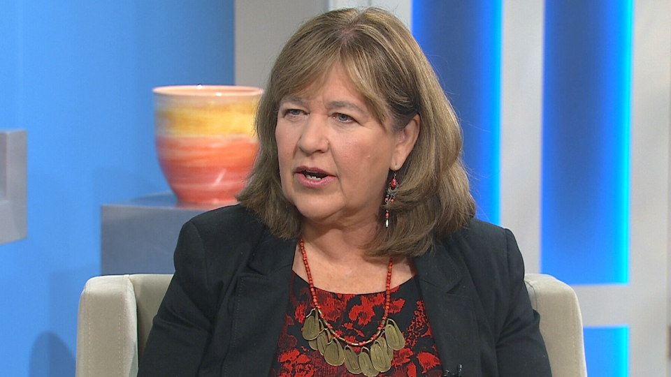 Plan Canada President and CEO Rosemary McCarney speaks to CTV's Canada AM, Monday, Sept. 6, 2014.