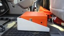 The black box belonging to a derailed VIA Rail train is seen, Monday, Feb. 27, 2012. (Danny Pinto / CTV News)
