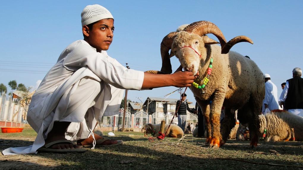 Feast Of Sacrifice Eid Al Adha Celebrated Around The