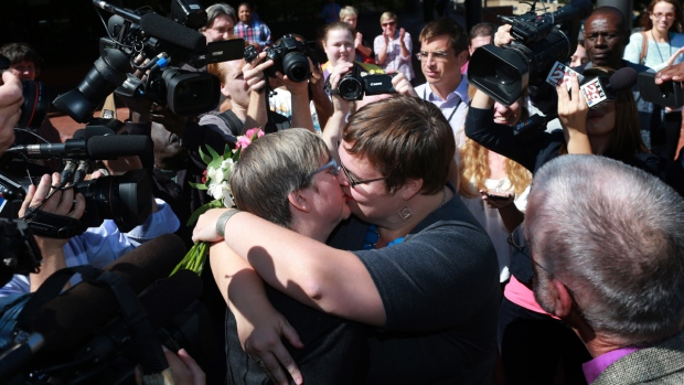 Same-sex marriage may expand to more U.S. states
