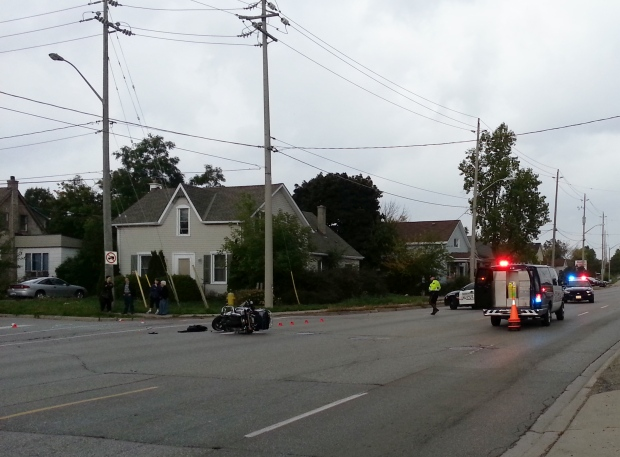 Crash In Cambridge Leaves Motorcyclist Seriously Hurt