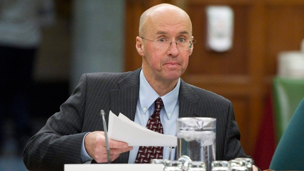 kevin page, Parliamentary budget officer