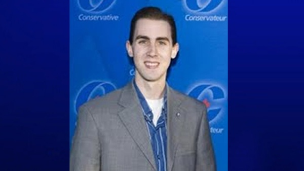 Former Conservative staffer Michael Sona is seen in this undated image.