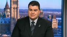 Conservative MP Dean Del Mastro appears on Canada AM, Tuesday, Feb. 28, 2012.