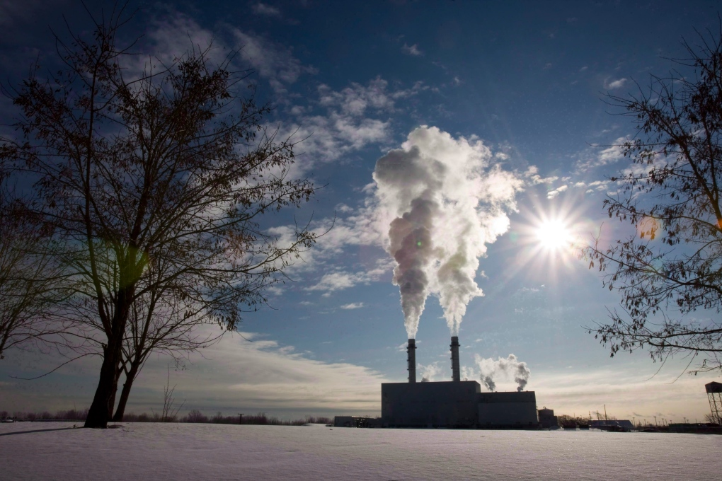 Emissions in Canada