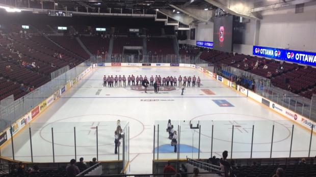 Ottawa 67 S Back On Home Ice Ctv Ottawa News