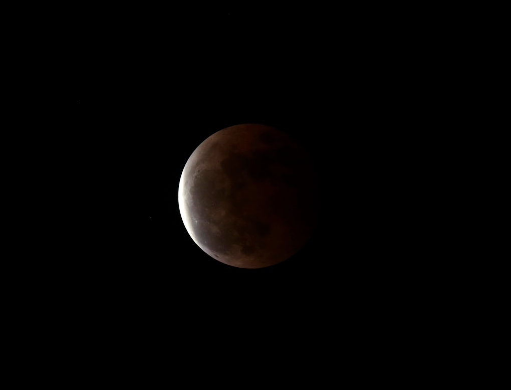 blood moon january 2019 edmonton - photo #11