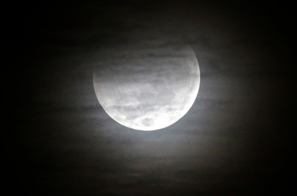 Kitchener Ontario Eclipse