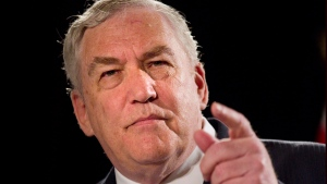 Conrad Black in Toronto on June 22, 2012. (THE CANADIAN PRESS / Chris Young)