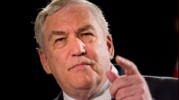 Conrad Black in Toronto