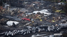 Lac-Megantic train wreck coroner report releasse