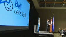 Bell Canada, mental health, Alberta mental health,