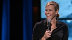 Chelsea Handler is shown in a handout photo from her stand-up special 'Uganda Be Kidding Me Live.' (THE CANADIAN PRESS/ho-Netflix)