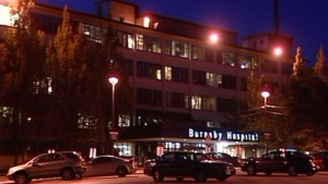Burnaby Hospital is seen in this file image. (CTV)