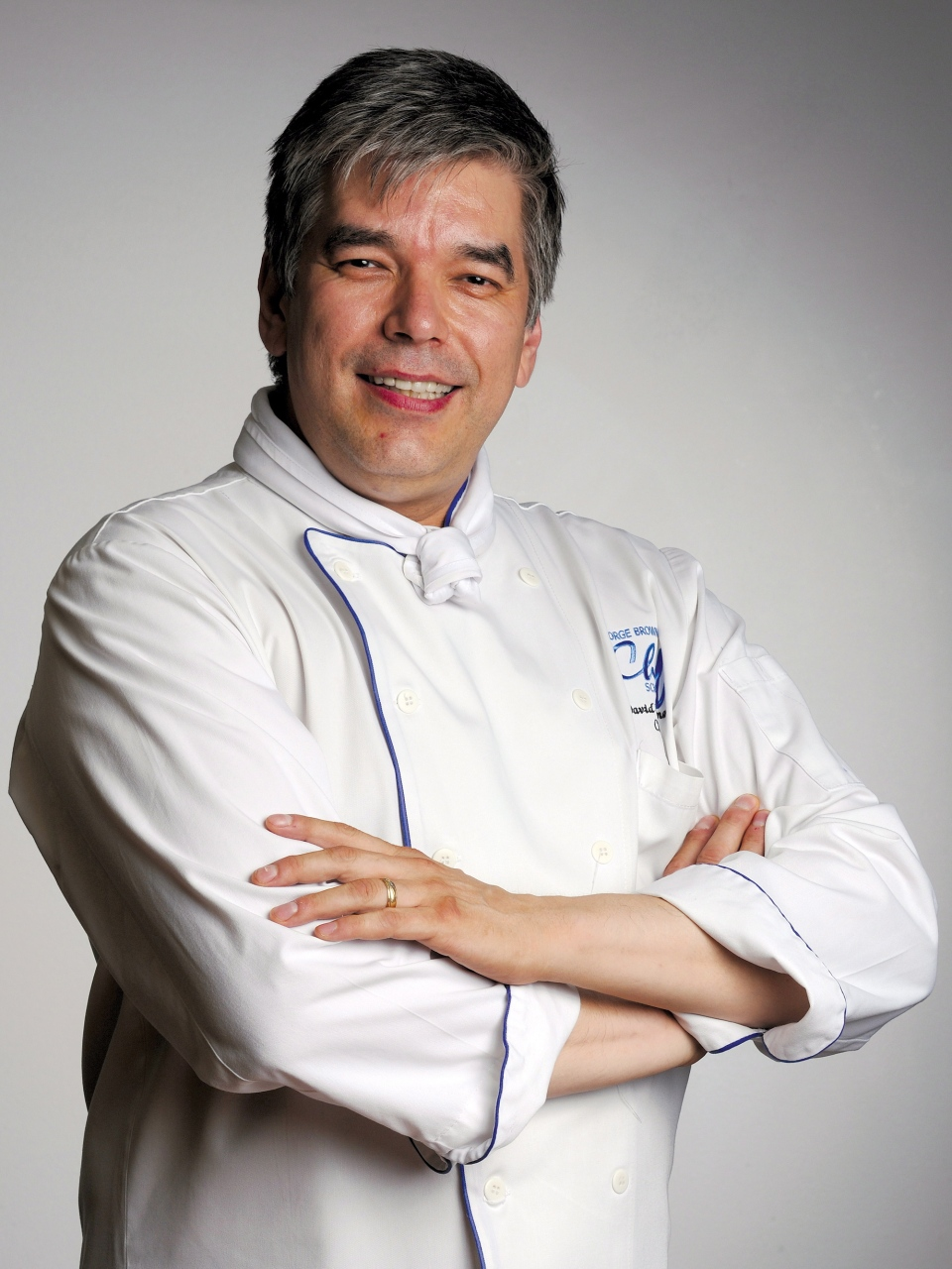 Chef David Wolfman is passionate about respecting the food traditions of his First Nations root. (THE CANADIAN PRESS/HO)