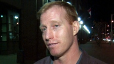 Travis Vader released from jail