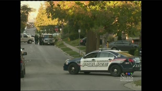 CTV Kitchener: Standoff in Kitchener | CTV News