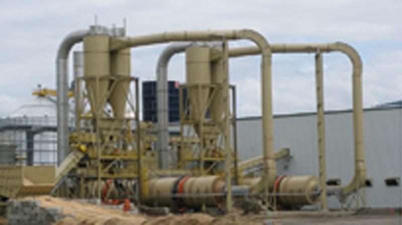 Pinnacle Renewable Energy plant