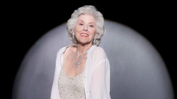Play tells story of elderly Marilyn Monroe