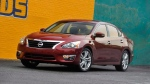 The 2013 Nissan Altima Sedan. (THE CANADIAN PRESS / AP / Nissan)