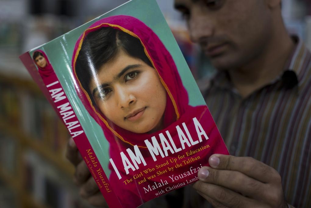 Nobel Peace Prize - Malala Yousafzai,