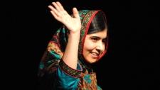 Malala Yousafzai in Birmingham