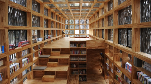 The Liyuan Library wins Moriyama Prize