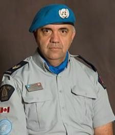 Sgt. Mark Gallagher killed in Haiti