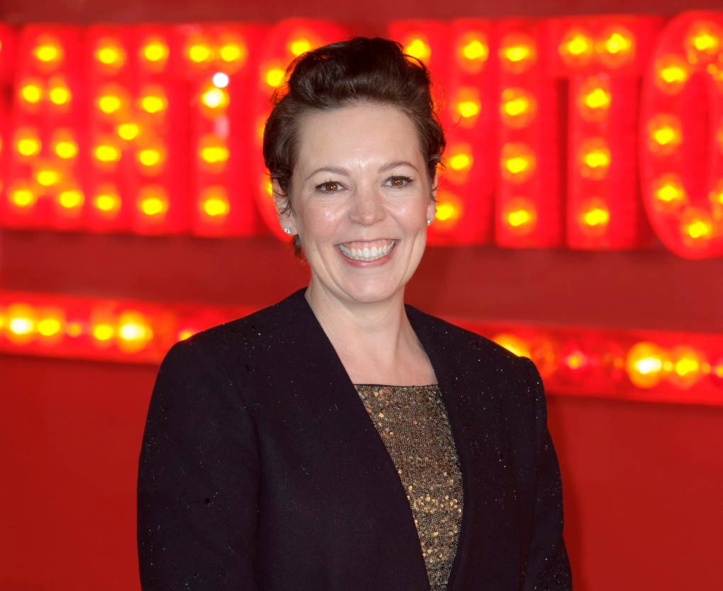 Olivia Colman International Emmy