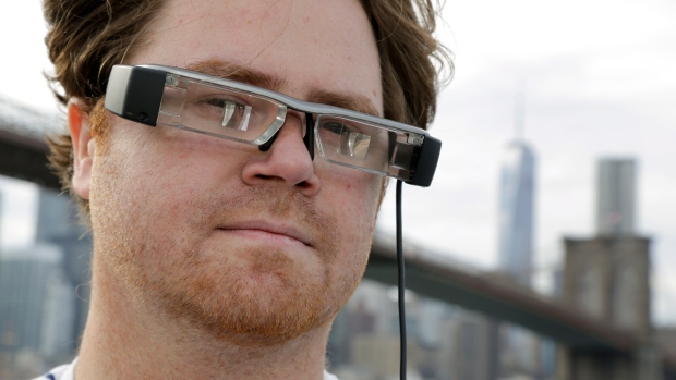 Semblance Augmented Reality CEO Mark Skwarek
