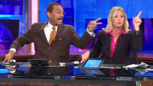 News anchors take a dance break | CTV News