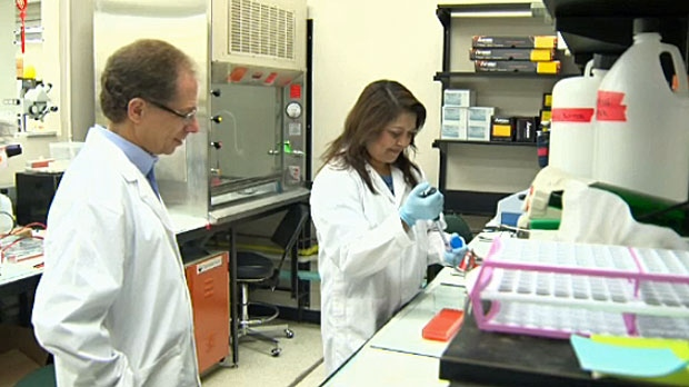 This is the first time AZD8055 has been tested for use on brain cancer patients