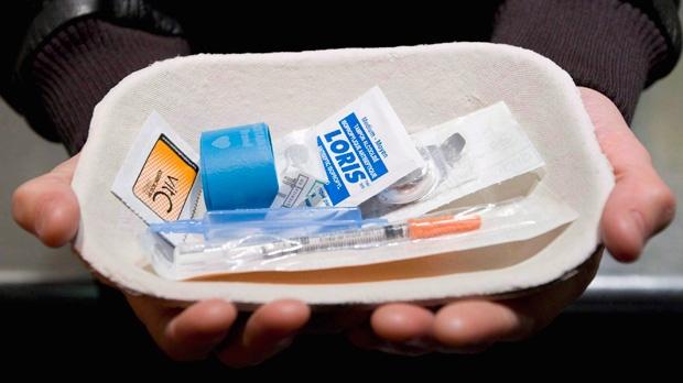 Heroin, InSite