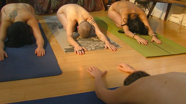 Naked Yoga LA  Coed Nude Yoga in Los Angeles and Online