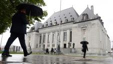 The Supreme Court of Canada in Ottawa