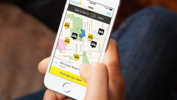 Hailo app pulls out of North America