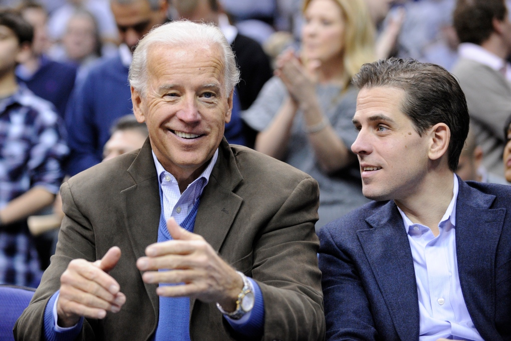 Senate panel approves subpoena in Hunter Biden probe