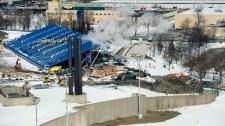 montreal, montreal olympic stadium