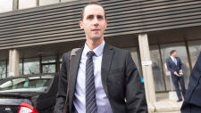 Former Conservative party staffer Michael Sona