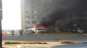 MyNews: Van catches fire in Edmonton