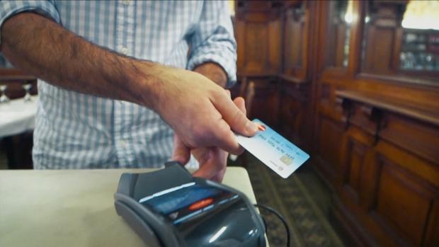 Zwipe fingerprint credit card