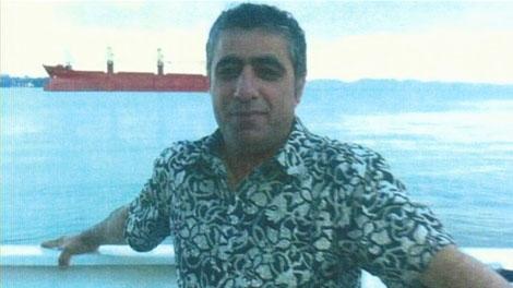Missing Port Moody, B.C. resident Fariba Armani's boyfriend Ramiz Golshani is seen in this undated photo. (CTV)